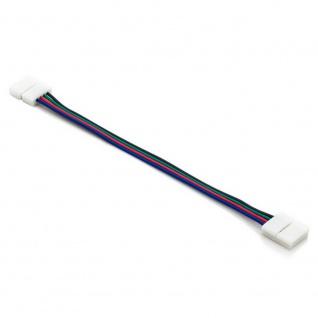 Kabelverbinder 4pol 10mm RGB LED-Strip