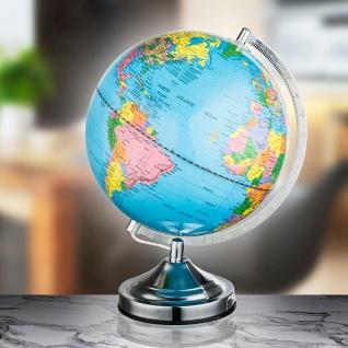 Globe Tischleuchte Globus drehbar Kabel 1, 35m