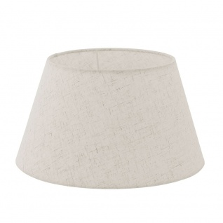 Eglo 49968 1+1 Vintage Lampenschirm Ø 30cm Creme