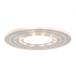 Paulmann Star Dekor TwoStep inkl. LED-Ring Shine für EBL 1W 2700K 12V 150mm Klar/Acryl