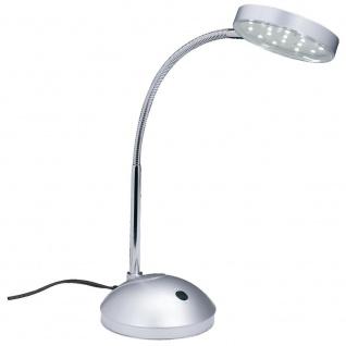 Paulmann Table&Desk Walk LED Schreibtischleuchte 1x4W Alu/Chrom 230V Metall/Kunststoff Tischlampe