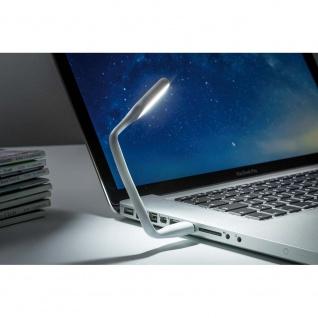 Paulmann Function USB-Leuchte TB Tageslichtweiß 0, 5W 5V Weiß 70885