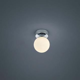 Helestra LED Deckenleuchte Keto Chrom