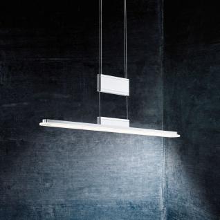 Armedo 1 Design LED Hängeleuchte chrom 24W Hängelampe