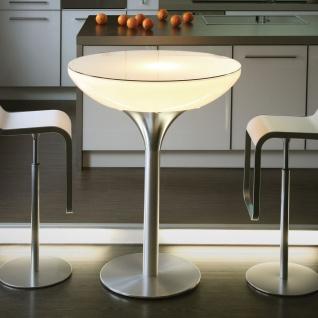 Moree Lounge Table LED Tisch Pro mit Akku 105cm Dekorationslampe - Vorschau 4
