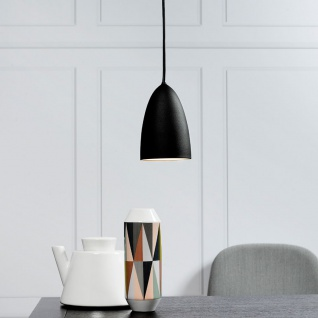 Licht-Trend MiraMira LED Pendelleuchte Ø 10cm schwarz - Vorschau 1