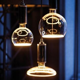 LED Leuchtmittel Floating Reflektor E27 warmweiß klar dimmbar