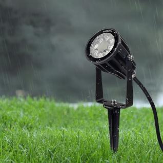 s.LUCE iLight LED-Gartenstrahler 6W RGB + CCT LED-Lampe Farbwechsel & Dual White - Vorschau 4