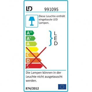 LeuchtenDirekt 86131-18 LED-Baum 150cm 180 x 0, 04W 12000K IP44 Schwarz - Vorschau 5