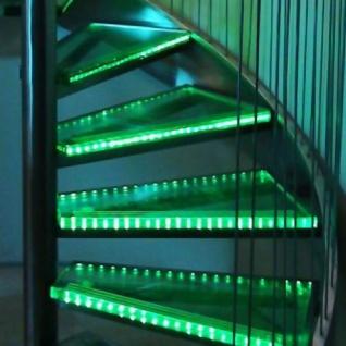10m LED Strip-Set Möbeleinbau Pro Fernbedienung RGB indoor - Vorschau 5