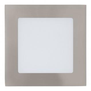 Eglo 95276 Fueva 1 LED Einbauspot Nickel-Matt