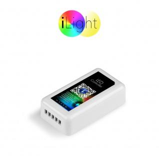 s.LUCE iLight Funk-Controller für LED-Strips RGBW / WiFi Steuerung / Zubehör - Vorschau 1