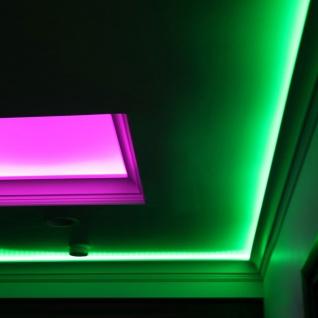 5m LED Strip-Set Möbeleinbau Pro Touch-Panel RGB indoor - Vorschau 4