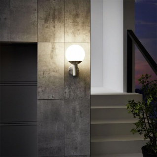 Connect LED Aussenwandleuchte 806lm IP44 Warmweiß