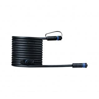 Paulmann Plug & Shine Connector IP68 5m 1x Ein & 2x Aus 93927