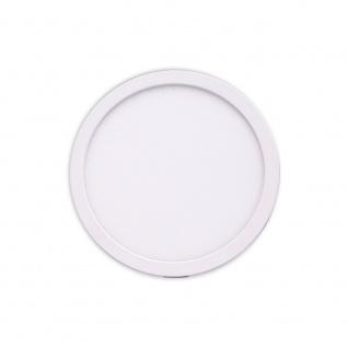 Mantra Saona runde LED-Einbauleuchte Weiß-Matt