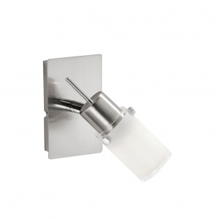 LeuchtenDirekt 11931-55 Max LED Wandleuchte Stahl GU10