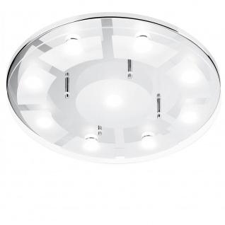 Paul Neuhaus 6990-17 Chiron LED Deckenleuchte Chrom