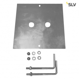 SLV Betonankerset für Square Pole Rox Acryl Pole und Arcolos Up Beam SLV 1000343