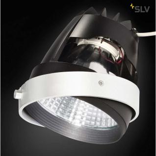 SLV COB LED Modul für Aixlight Pro Einbaurahmen Mattweiß 30° Ci990+ 4200K SLV 115203 - Vorschau 2