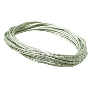 Paulmann Wire System Light&Easy Spannseil nicht isoliert 10m 4qmm Verzinnt 97905