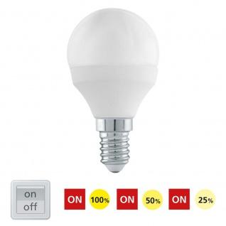 LED-Leuchtmittel E14 6W 470lm dimmbar per Schalter - Vorschau 5