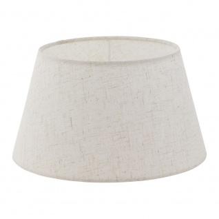 Eglo 49971 1+1 Vintage Lampenschirm Ø 25cm Creme