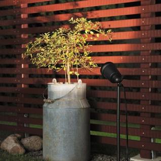 Konstsmide 7642-000 Amalfi LED Erdspießleuchte 1-flg. 12V Schwarz