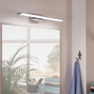 Eglo 94613 Tabiano LED Spiegelleuchte 3 x 32 W Stahl Chrom Kunststoff Weiss