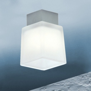 Casablanca Colibri Deckenleuchte Aluminium gebürstet Deckenlampe