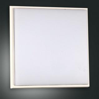 Fabas Luce 3314-65-102 Desdy LED Deckenleuchte 2800lm Deckenlampe Weiß