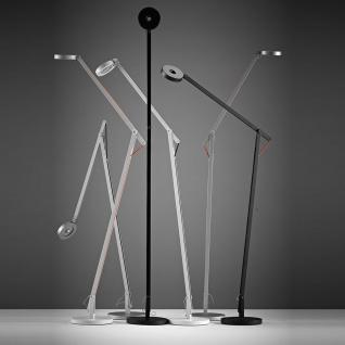Rotaliana 1SRF1 002 63 EL0 String LED-Stehleuchte mit Dimmer Stehlampe Weiss