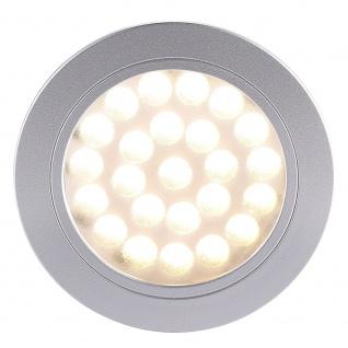 Nordlux Cambio 3er-Set LED Einbaustrahler Weiß