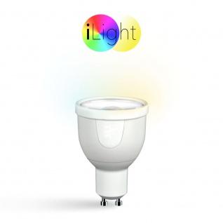 iLight GU10 LED Spot 5 W CCT Farbwechsel Wifi Steuerung iPhone iPad LED-Lampe