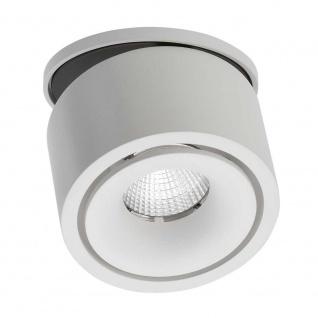 Licht-Trend LED Einbauspot Simple Mini 550lm Weiß, Schwarz
