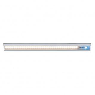 Paulmann LED-Lichtleiste ChangeLine 40cm mit blau leuchtendem Touch-Schalter 70595