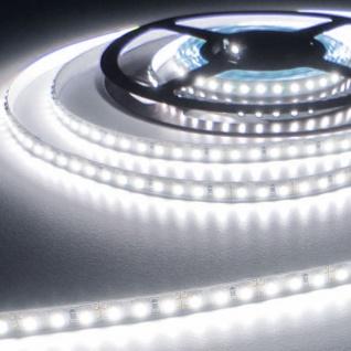 5m LED Strip-Set Möbeleinbau Pro / Touch Panel / kaltweiss - Vorschau 1