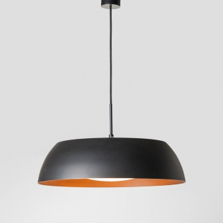 Licht-Trend Cap M Ø40cm dimmbare LED-Pendelleuchte Schwarz-Bronze - Vorschau 2
