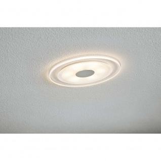 Paulmann Premium EBL Set Whirl rd dim LED 3x5, 5W 120mm Alu-Gedreht Satin 92907