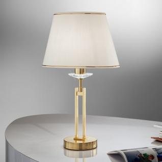 Kolarz Imperial Tischleuchte Altmessing Tischlampe