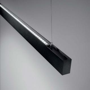 Ideal Lux LED Lineares System Draft 1-10V 4000K Schwarz 222783