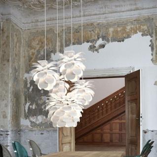 Licht-Trend Viaflore Design-Pendelleuchte aus Polycarbonat Pendellampe