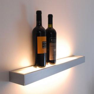 s.LUCE Cusa LED-Lichtboard 100cm Wandleuchte Up&Down Wandregal Wandlampe - Vorschau 5