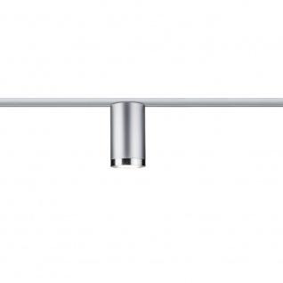 Paulmann URail LED-Spot 1x6, 5W Tube GU10 Chrom 95285