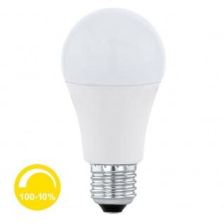 Eglo 11545 E27 LED Glühbirne Dimmbar 12W 1055lm Warmweiß LED Leuchtmittel