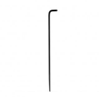Gartenzubehör SPIKE 45cm Schwarz