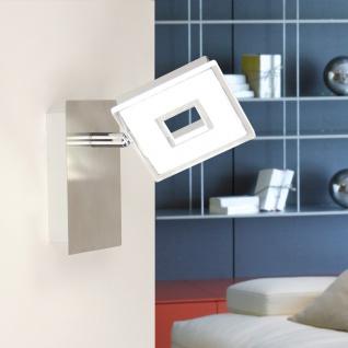 Licht-Trend Sempre Cube LED 1er Wandspot Wandlampe Wandleuchte Flurleuchte Chrom