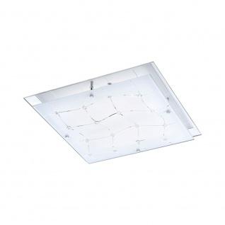 LeuchtenDirekt 14723-17 Wada LED Deckenleuchte 4x 5W 3000K Chrom