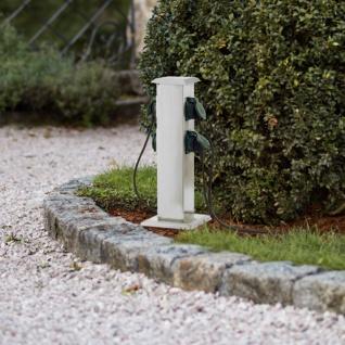 Eglo 90748 Park 4 Aussen-Zubehör Edelstahl Grün