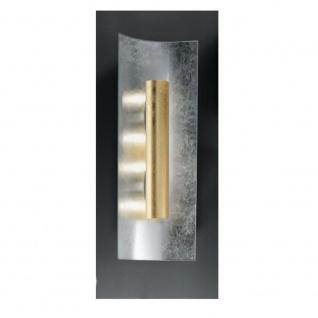 Kögl 92331 Aura Silber Wand- & Deckenleuchte 3-flammig Silber Gold 60cm